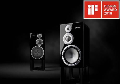 Премиальная полочная акустическая система NS-5000