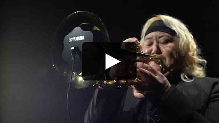 Eric Miyashiro plays SILENT Brass™