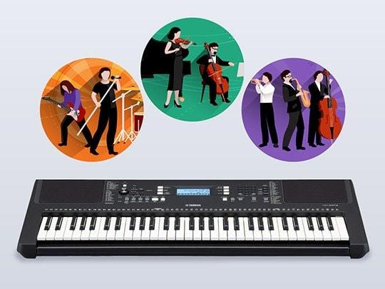 Функция Style, создающая аккомпанемент в реальном времени