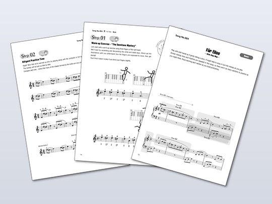 Цифровой нотный сборник Song Book